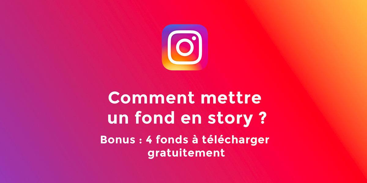Comment Avoir Un Fond Noir Sur Instagram